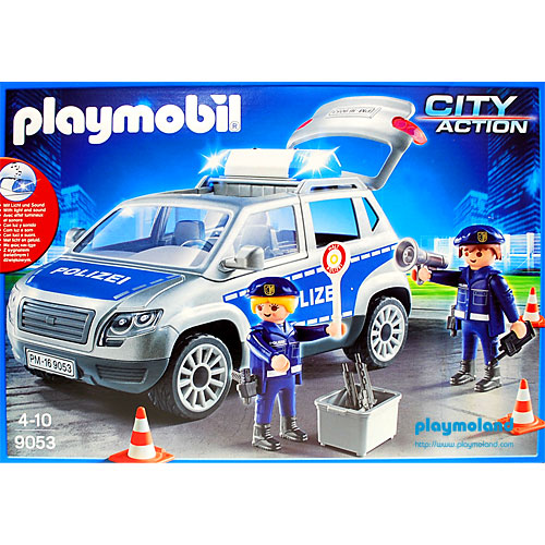 Playmobil Set: 9053