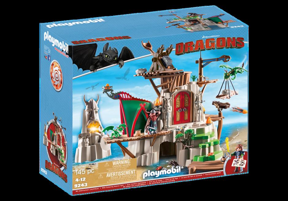 Playmobil 9243 - Berk - Box