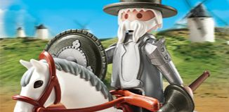 Playmobil - 9297-ger - Don Quixote
