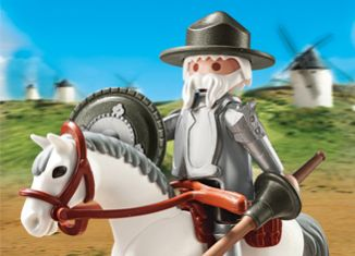 Playmobil - 9297-ger - Don Quijote