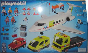 Playmobil 5059 - Mountain Rescue Mega Set - Back