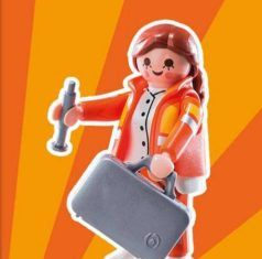 Playmobil - 9242v3 - Doctor