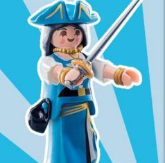 Playmobil - 9242v10 - Pirate woman