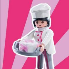 Playmobil - 9242v5 - Chef woman