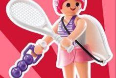 Playmobil - 9242v1 - Tennis player
