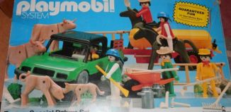 Playmobil - 1503-sch - Farmer Special Deluxe Set