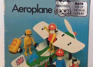 Playmobil - 1766-pla - Biplane