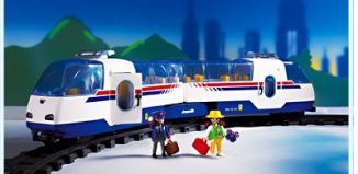 Playmobil - 4018-ukp - Radio Control Express
