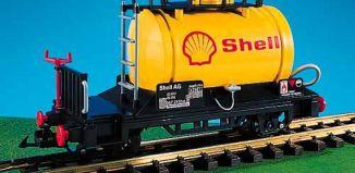 Playmobil - 7504 - Tanker Car