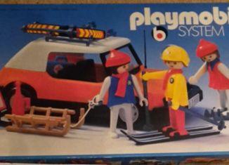 Playmobil - 3187s1v2 - Winter Ski Trip