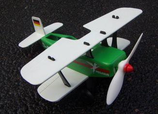 Playmobil - biplane pegasus 3246-7726