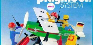 Playmobil - 3246-ant - Biplane Pegasus
