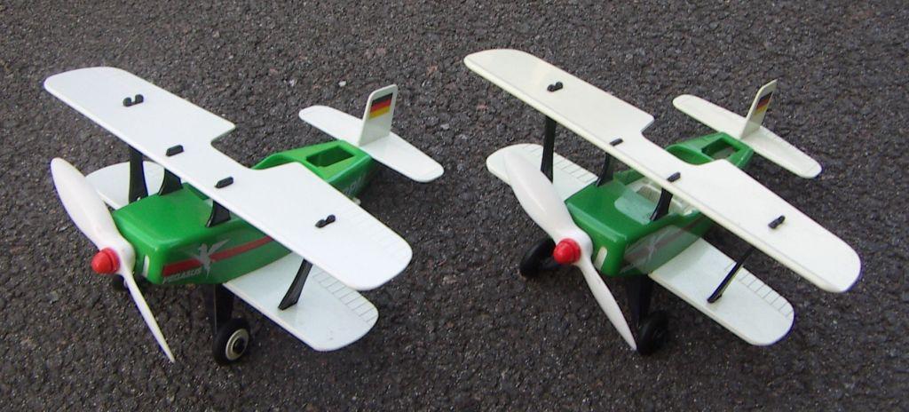 Playmobil 3246s1v1 - Biplane Pegasus - Box