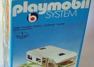 Playmobil - 3249s1v1 - Caravan / orange awning