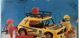 Playmobil - 3524-lyr - Rally car