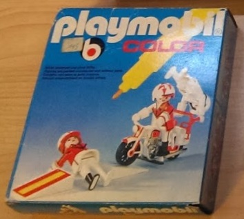 Playmobil 3641 - Motor Daredevils - Box