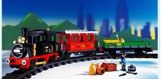 Playmobil - 4019-ukp - RC-Zug mit Dampflok