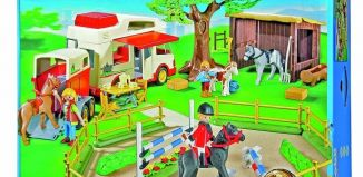 Playmobil - 4074 - Equestrians