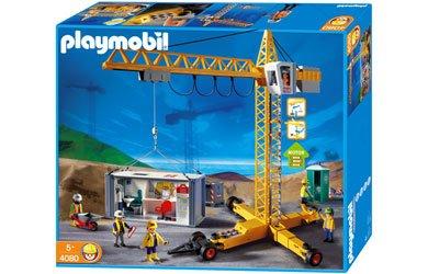 Playmobil 4080 - Super Construction Set - Box