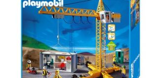 Playmobil - 4080 - Super Construction Set