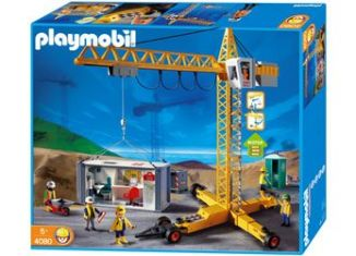 Playmobil - 4080 - Super Construction Set