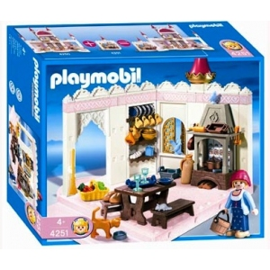 Playmobil 4251 - Royal Kitchen - Box