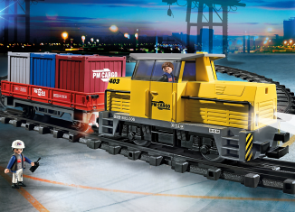 Playmobil - 5258 - RC Freight Train