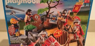 Playmobil - 5841-usa - Romans' Camp