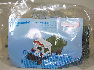 Playmobil 6349 - Delivery Truck - Box