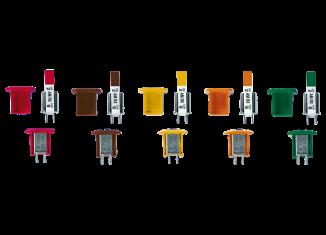 Playmobil - 7565 - Orange Quartz Set 27.095 MHz