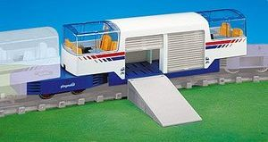 Playmobil - 7722 - Express Train Car