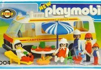 Playmobil - 9004-lyr - Camper