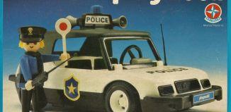 Playmobil - 30.14.10-est - Police car
