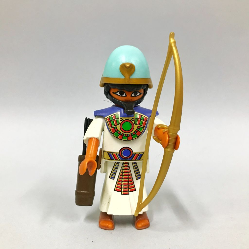 Playmobil 0000-ger - Nüremberg Toy Fair Give-away Egyptian King - Précédent