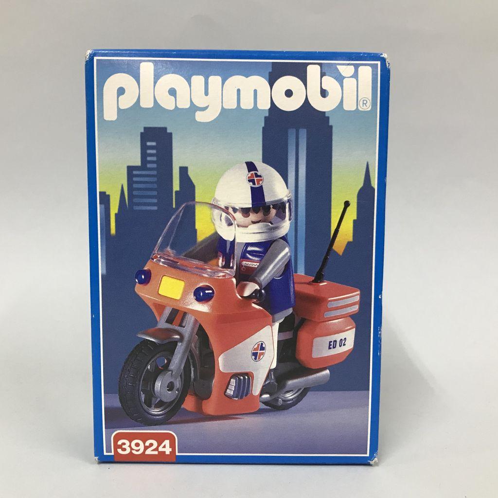 Playmobil 3924 - Paramedic - Box