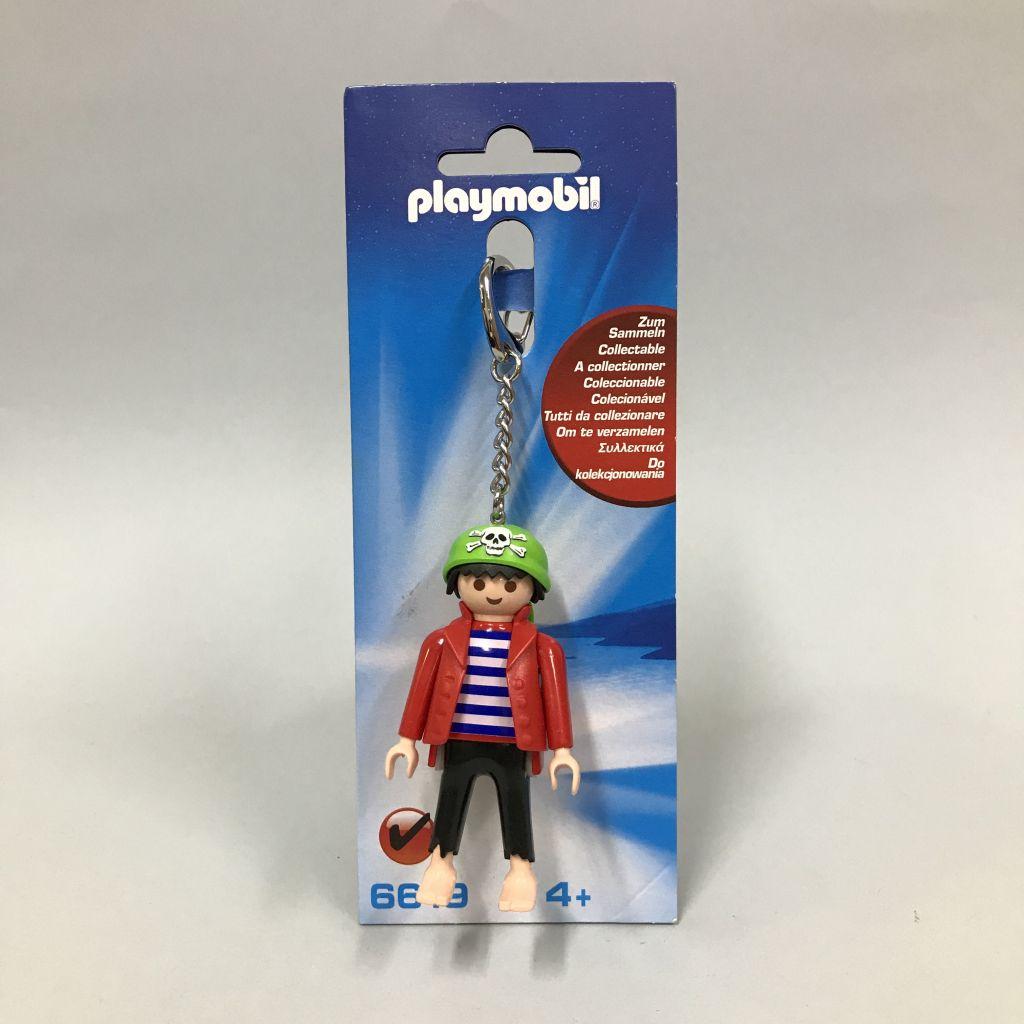 Playmobil 6619 - Keychain Pirate Rico - Box