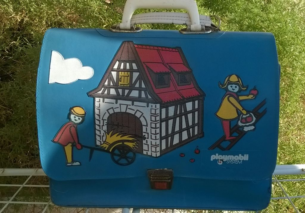 Playmobil 0000 - School bag - Box