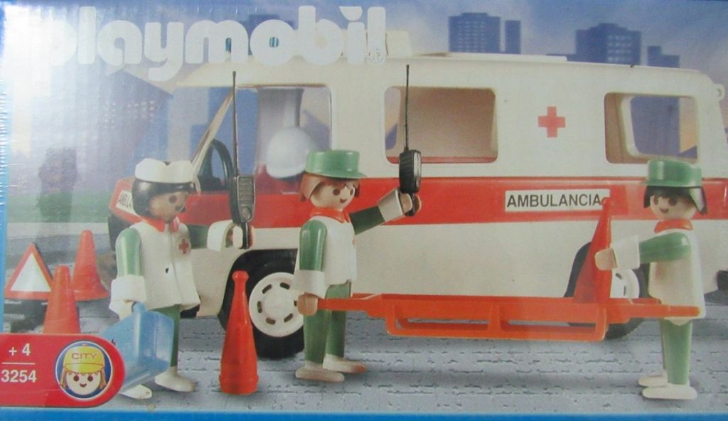 playmobil set 3254v3 ant ambulance klickypedia. Black Bedroom Furniture Sets. Home Design Ideas