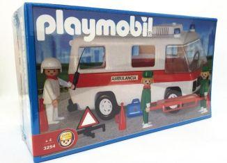 Playmobil - 3254v4-ant - Ambulance