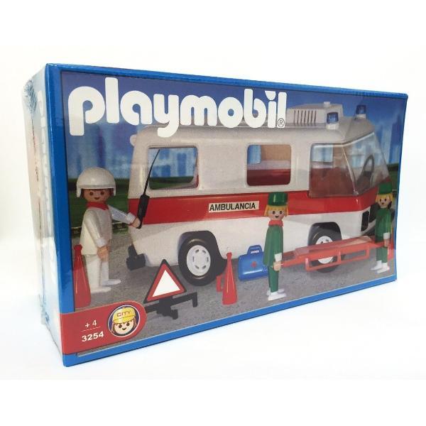 playmobil set 3254v4 ant ambulance klickypedia. Black Bedroom Furniture Sets. Home Design Ideas