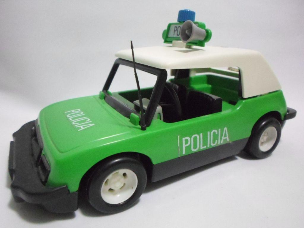Playmobil 13215-aur - Police car - Volver