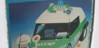 Playmobil - 13215-aur - Police car