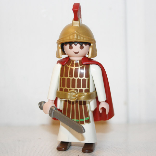 Playmobil 4560 - Römischer Krieger - Zurück