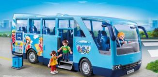 Playmobil - 9117-ger - Funpark Bus