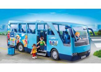Playmobil - 9117-ger - Funpark Bus
