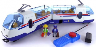Playmobil - 4006s1 - Radio Control Express