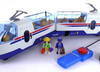 Playmobil - 4006s1 - Radio Control Express