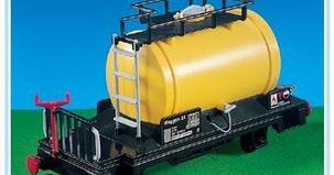 Playmobil - 7620 - Tanker Car