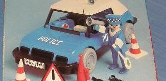 Playmobil - 1757-pla - Police Car