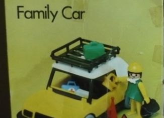 Playmobil - 1786-pla - Family Car